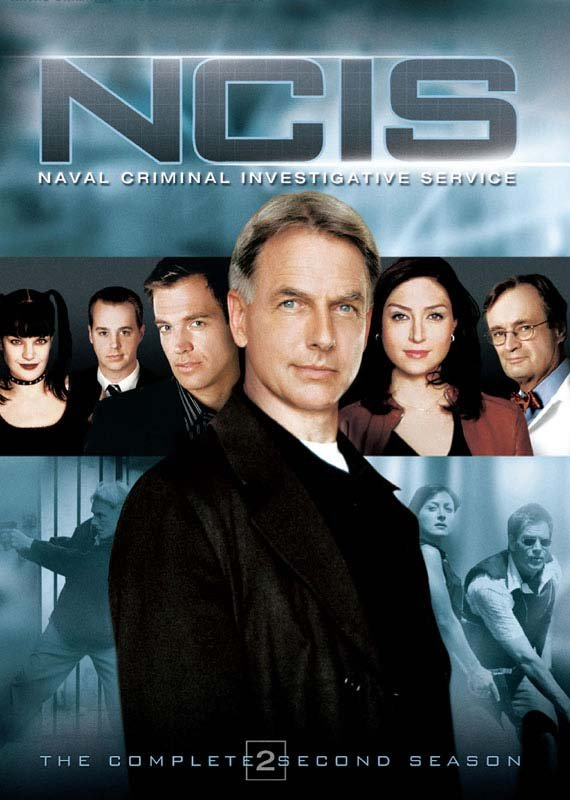 Image of   Ncis - Sæson 2 - DVD - Tv-serie
