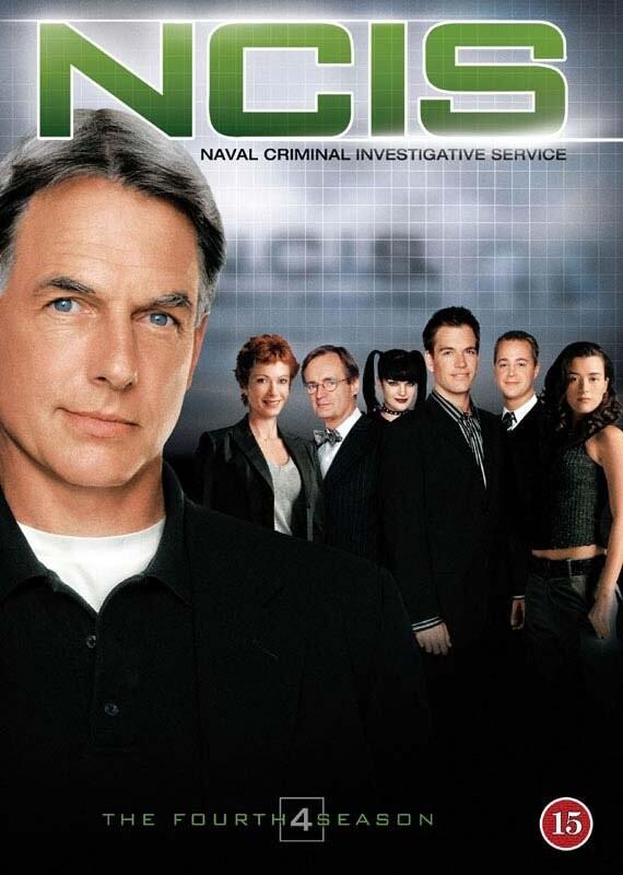 Billede af Ncis - Sæson 4 - DVD - Tv-serie