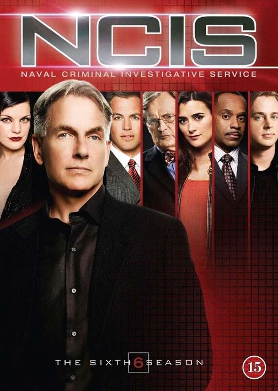 Billede af Ncis - Sæson 6 - DVD - Tv-serie