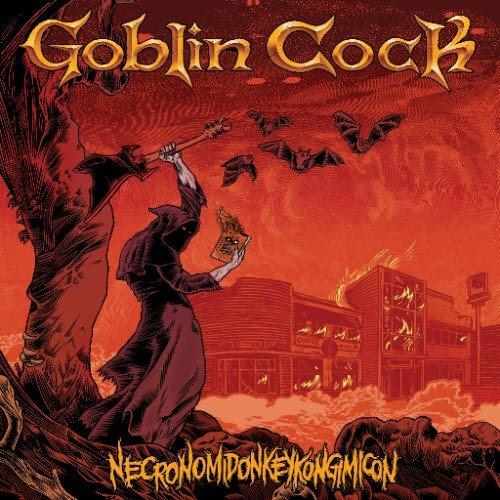 Image of   Goblin Cock - Necronomidonkeykongimicon - Colored Edition - Vinyl / LP