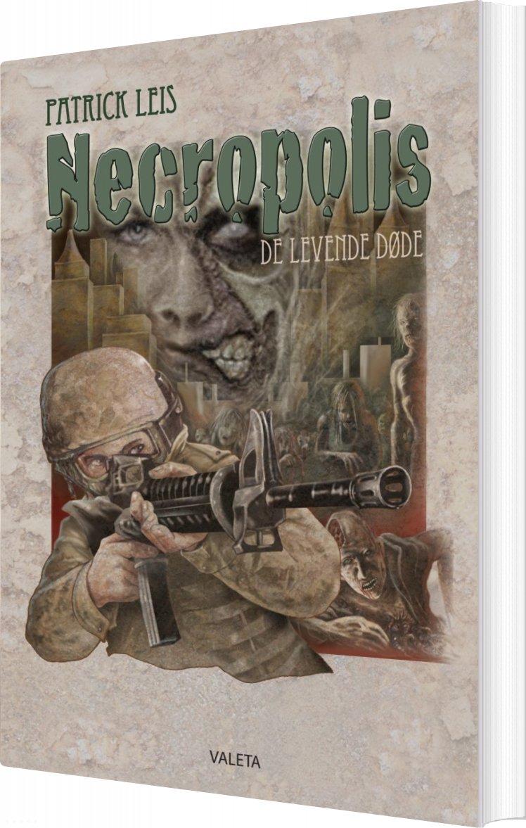Necropolis - Patrick Leis - Bog