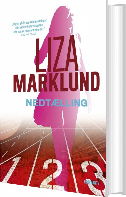 Nedtælling - Liza Marklund - Bog
