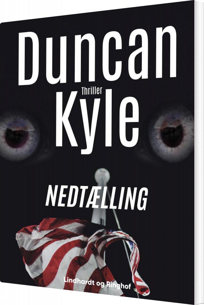 Nedtælling - Duncan Kyle - Bog