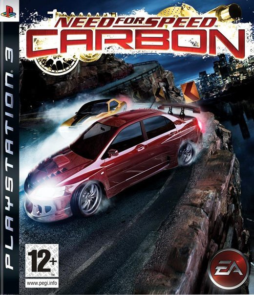 Image of   Need For Speed Carbon - PS3