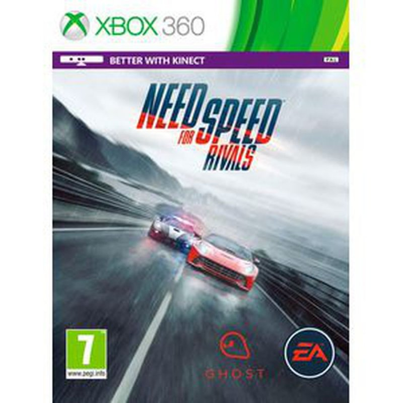 Need For Speed: Rivals (english, Arabic) - Xbox 360