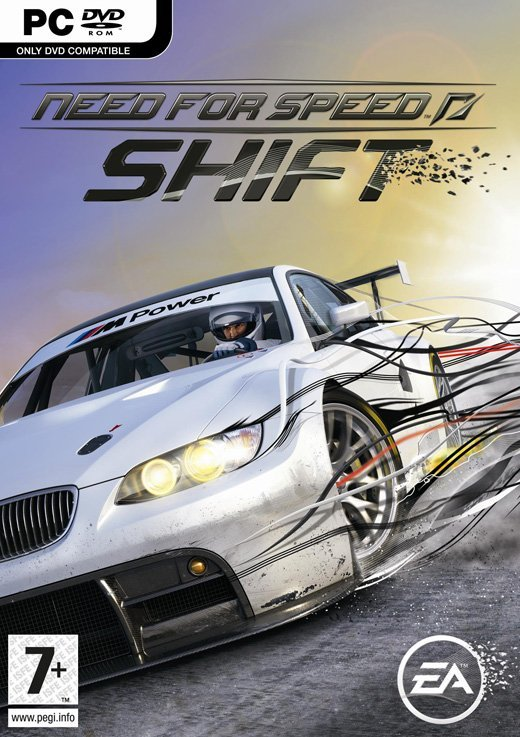Image of   Need For Speed Shift (nordic) - PC