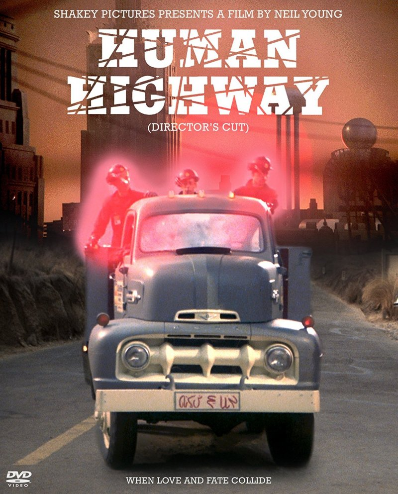 Image of   Neil Young: Human Highway - Blu-Ray
