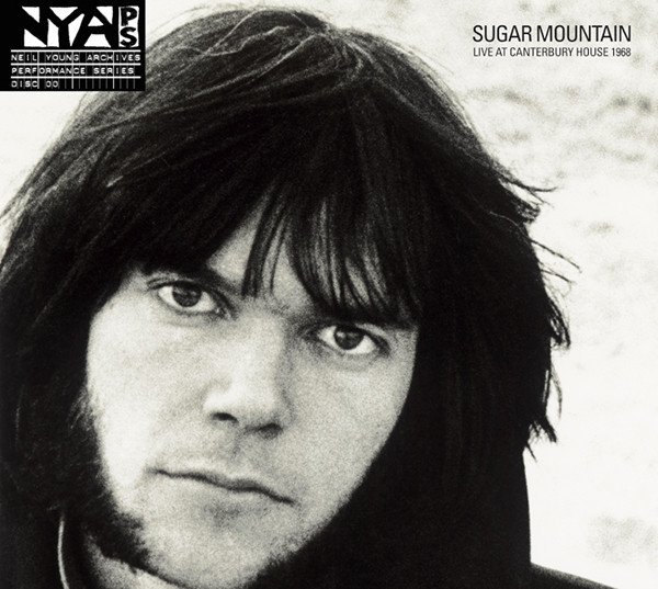 Image of   Neil Young - Sugar Mountain Live - CD