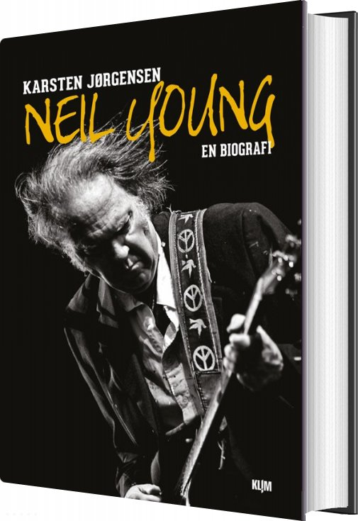 Image of   Neil Young - Karsten Jørgensen - Bog