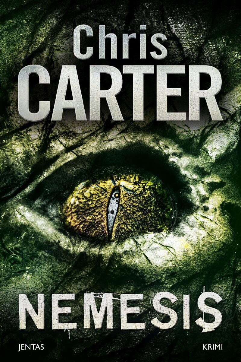 Flot Nemesis Af Chris Carter → Køb bogen billigt her ZS-38