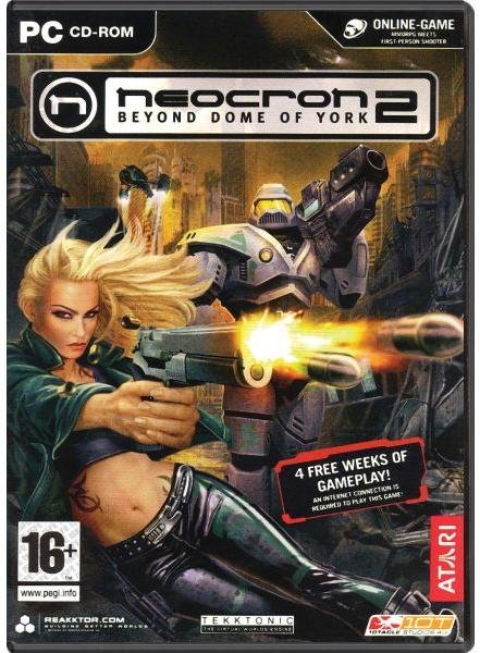 Image of   Neocron 2: Beyond Dome Of York - PC