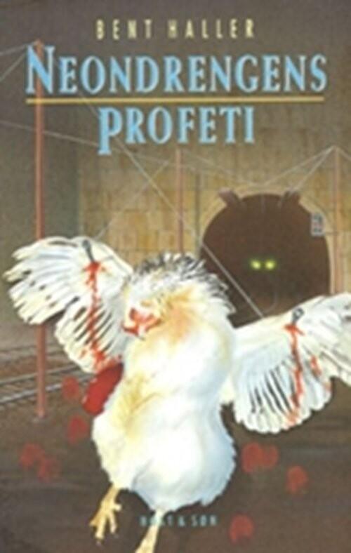Billede af Neondrengens Profeti - Bent Haller - Bog