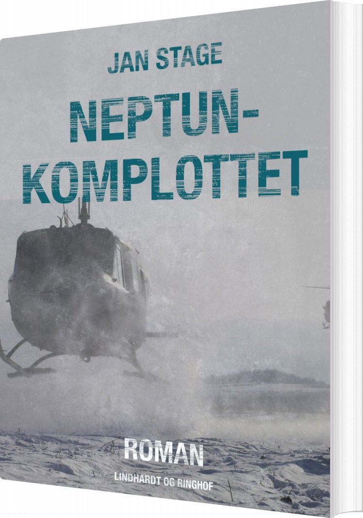 Neptun-komplottet - Jan Stage - Bog