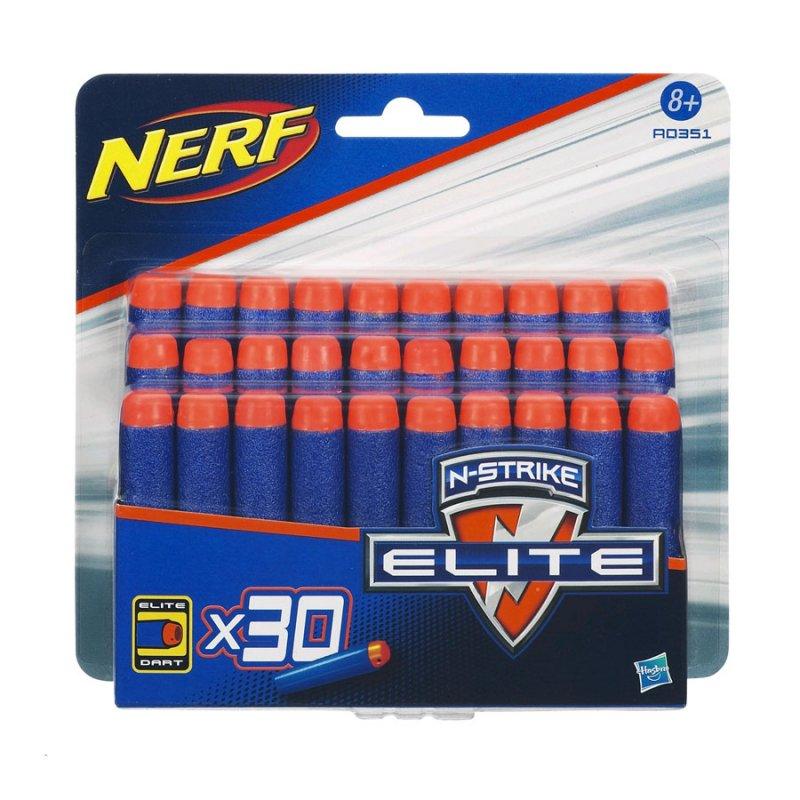 Billede af Dart Nerf Elite Hasbro 3516A (30 pcs)