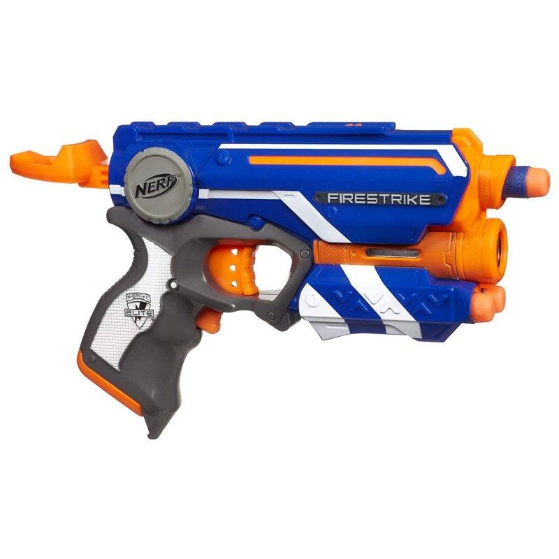 Nerf Gun / Gevær - N-strike Elite Firestrike Blaster