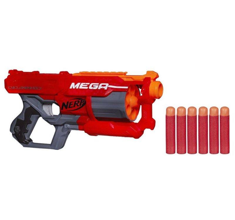 Nerf Gun / Gevær - N-strike Mega Cyclone