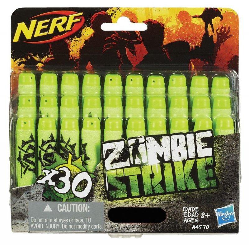 Nerf Zombie Strike - Deco Darts Refill - 30 Stk.
