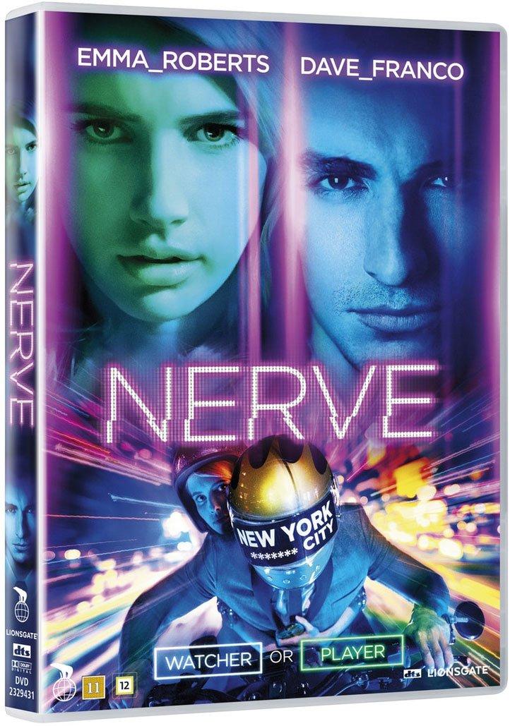 Image of   Nerve - DVD - Film