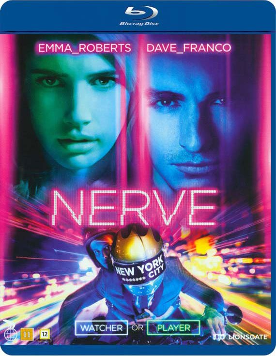 Image of   Nerve - Blu-Ray