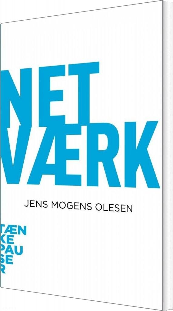 Netværk - Jens Mogens Olesen - Bog