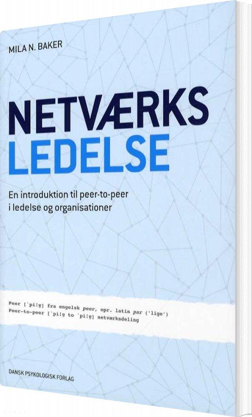 Netværksledelse - Mila N. Baker - Bog