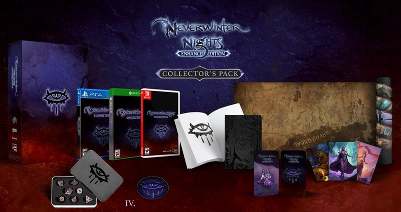 Image of   Neverwinter Nights Enhanced Edition - Collectors Pack - PS4