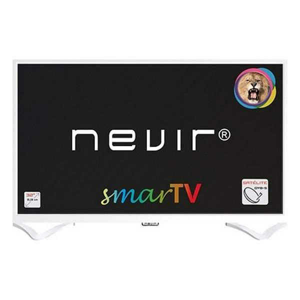 "Image of   Nevir 32"" Smart Tv - Hd-ready Miracast Lan Usb Hdmi - Nvr-8050 - Hvid"