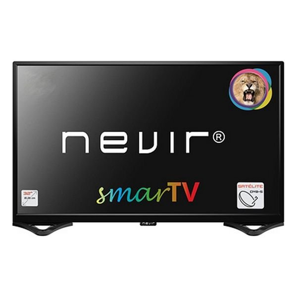 "Image of   Nevir 32"" Smart Tv - Hd-ready Miracast Lan Usb Hdmi - Nvr-8050 - Sort"