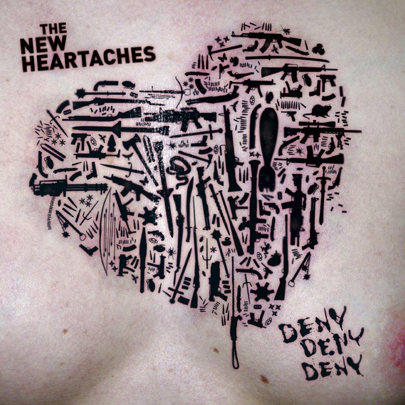 Billede af New Heartaches - Deny Deny Deny - CD