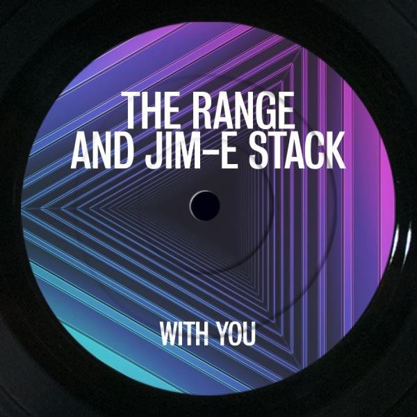 The Range And Jim-e Stack - New Lots/with You - Vinyl / LP