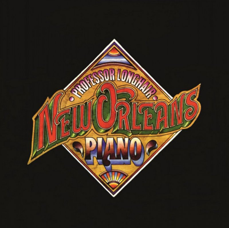 Image of   Professor Longhair - New Orleans Piano - Vinyl / LP