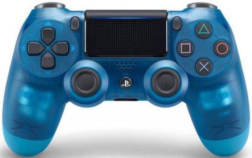 Sony Dualshock 4 Ps4 Controller V2 - Blåkrystal