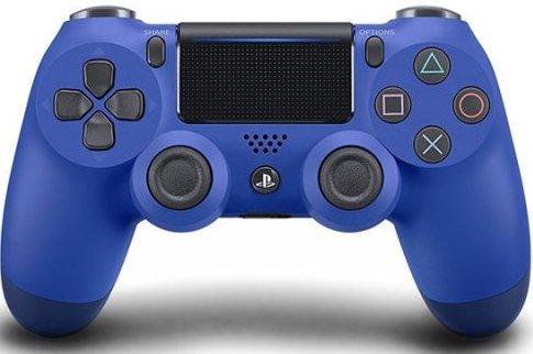 Image of   Sony Playstation 4 Controller - Dualshock 4 - Blå