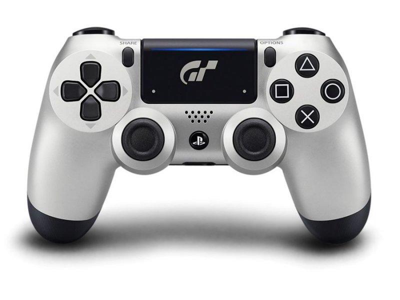 Image of   Ps4 Controller Dualshock 4 V2 - Gt Sport Edition