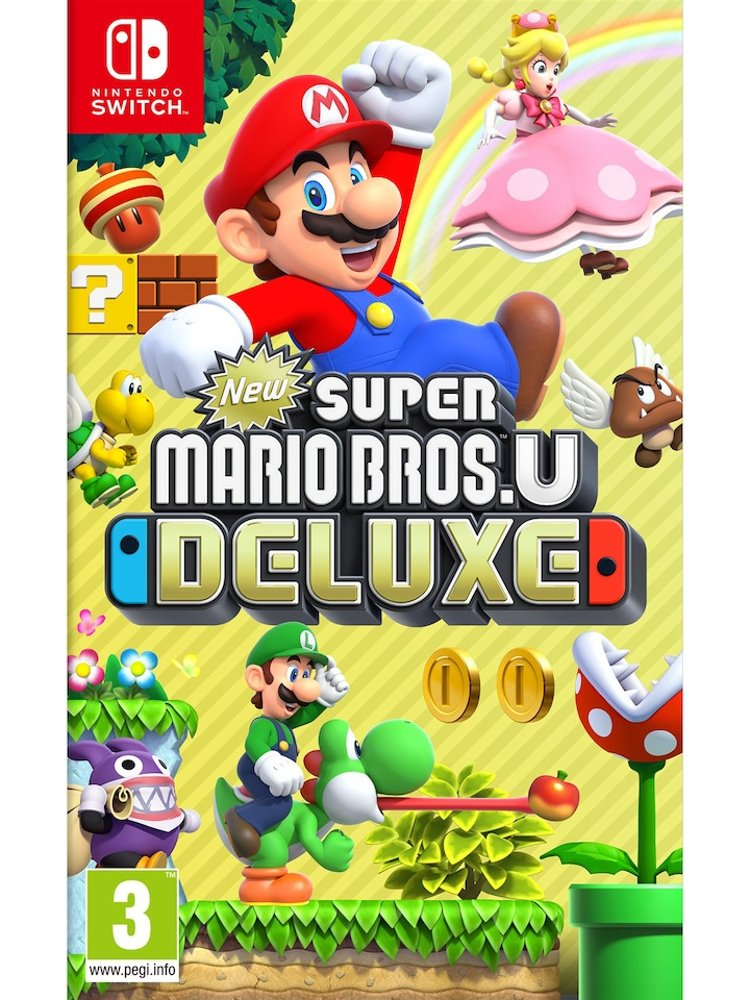 Image of   New Super Mario Bros. U Deluxe - Nintendo Switch