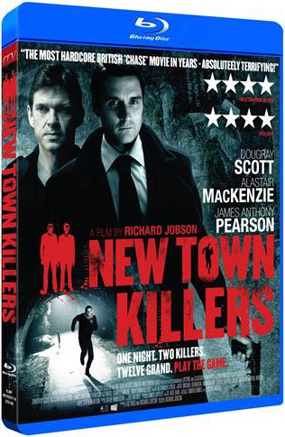 Image of   New Town Killers - Blu-Ray