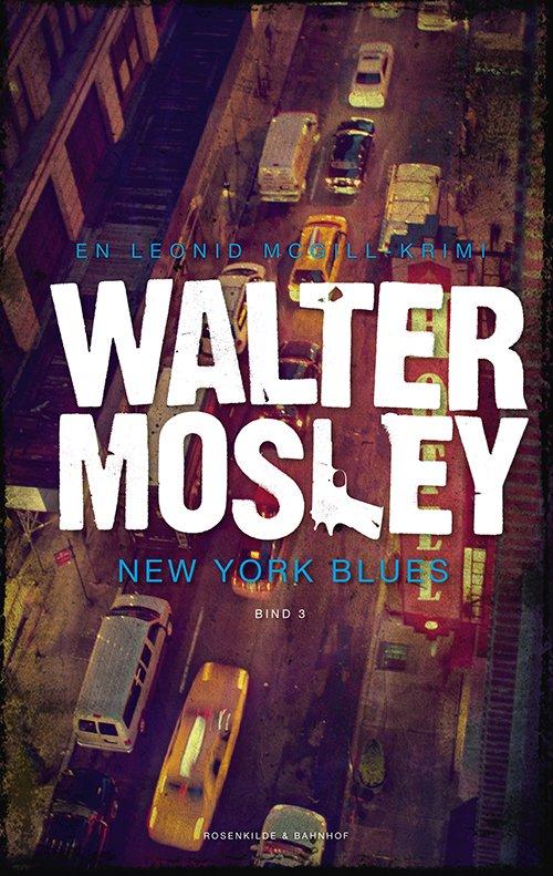 Billede af New York Blues - Walter Mosley - Bog