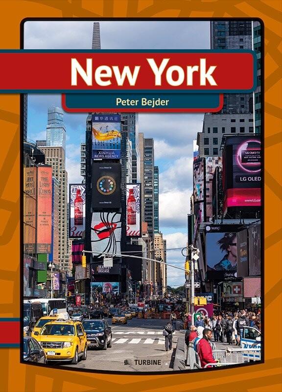 New York (eng. Version) - Peter Bejder - Bog