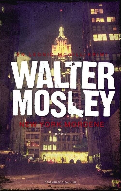 Billede af New York Mordene - Walter Mosley - Bog