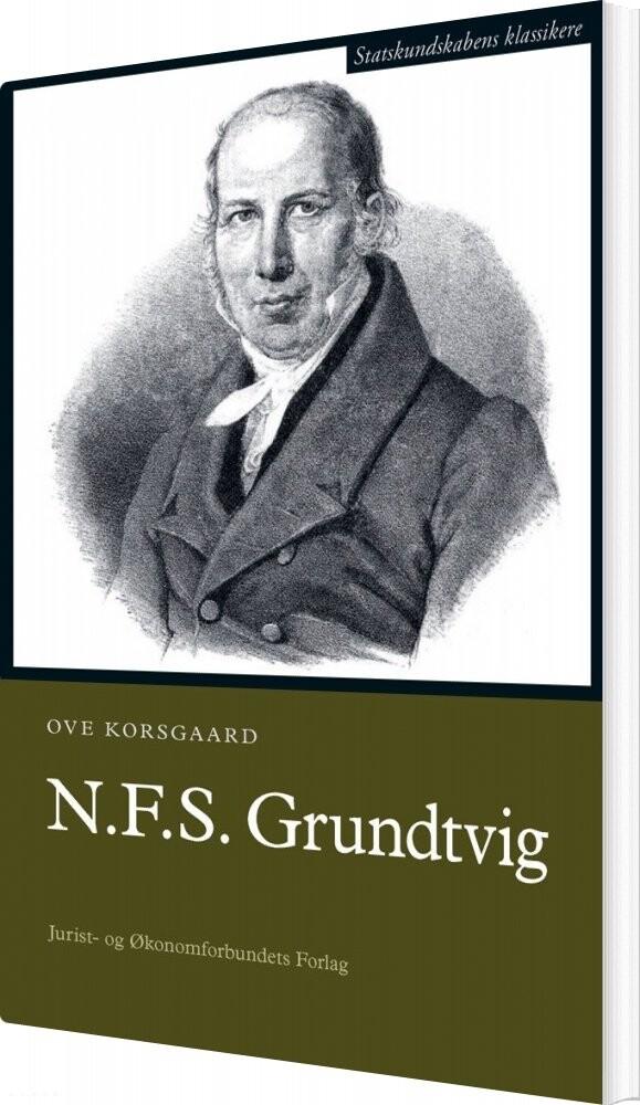 Image of   N.f.s. Grundtvig - Ove Korsgaard - Bog
