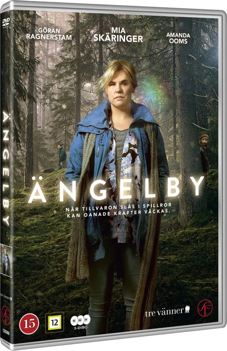 Image of   ängelby - DVD - Tv-serie