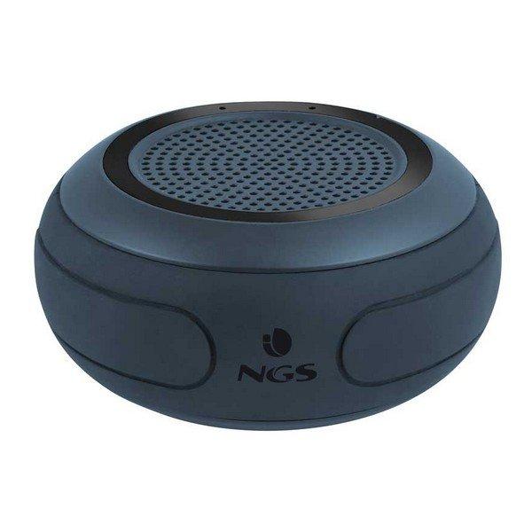 Ngs Rollercreek – Trådløs Bluetooth Højttaler 10w – Sort