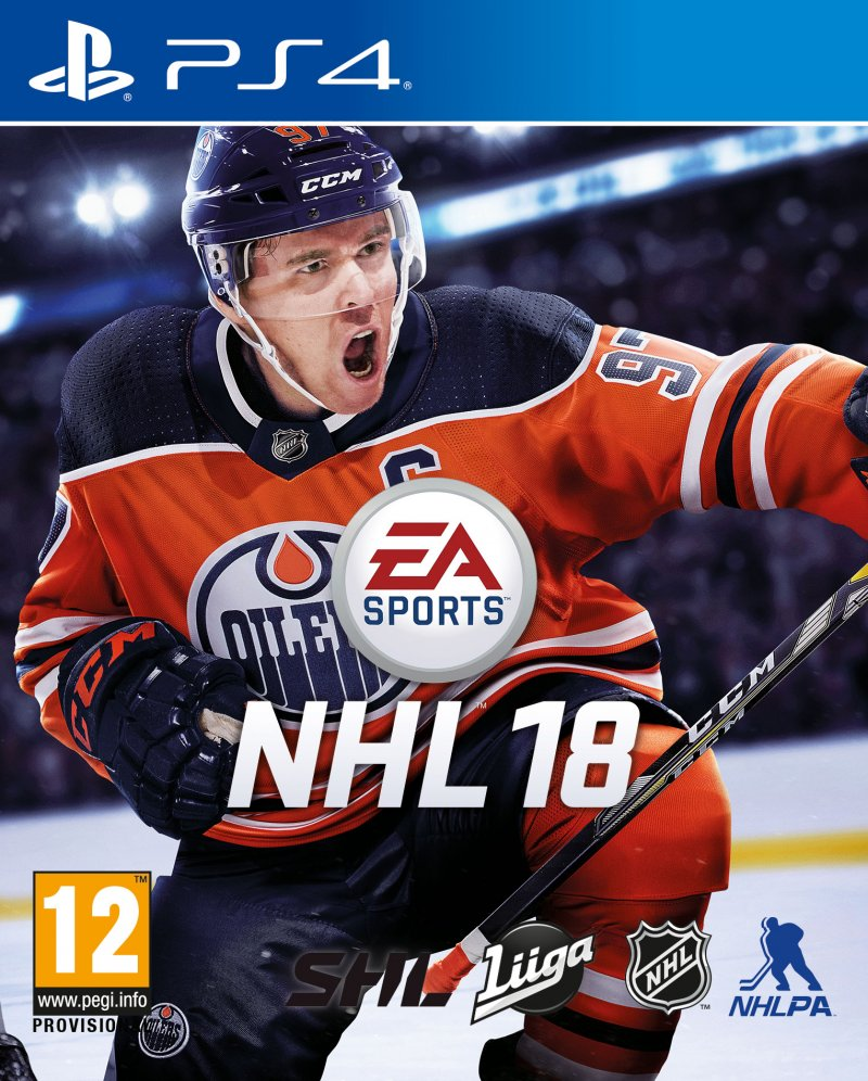 Nhl 18 / 2018 Nordic - PS4
