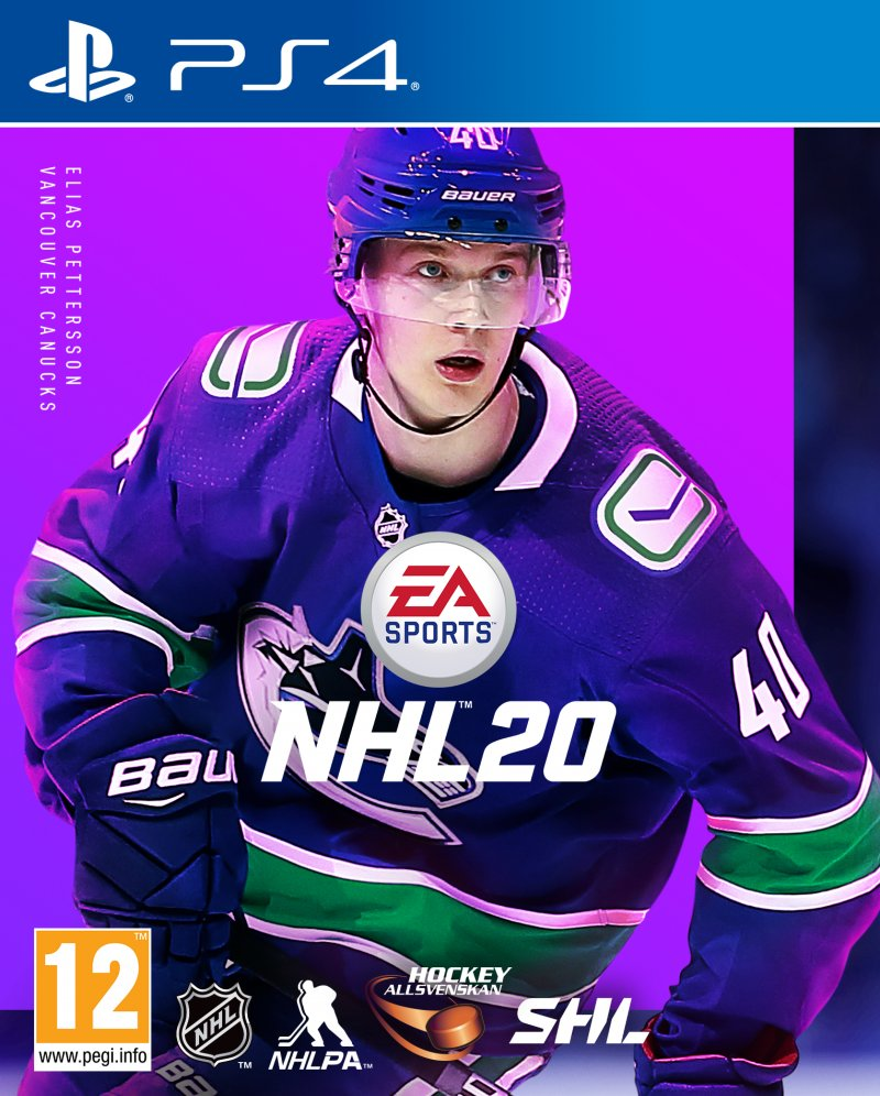 Image of   Nhl 20 - Nordic - PS4