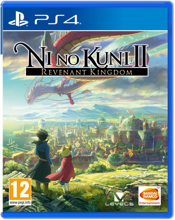Image of   Ni No Kuni Ii (2): Revenant Kingdom - PS4