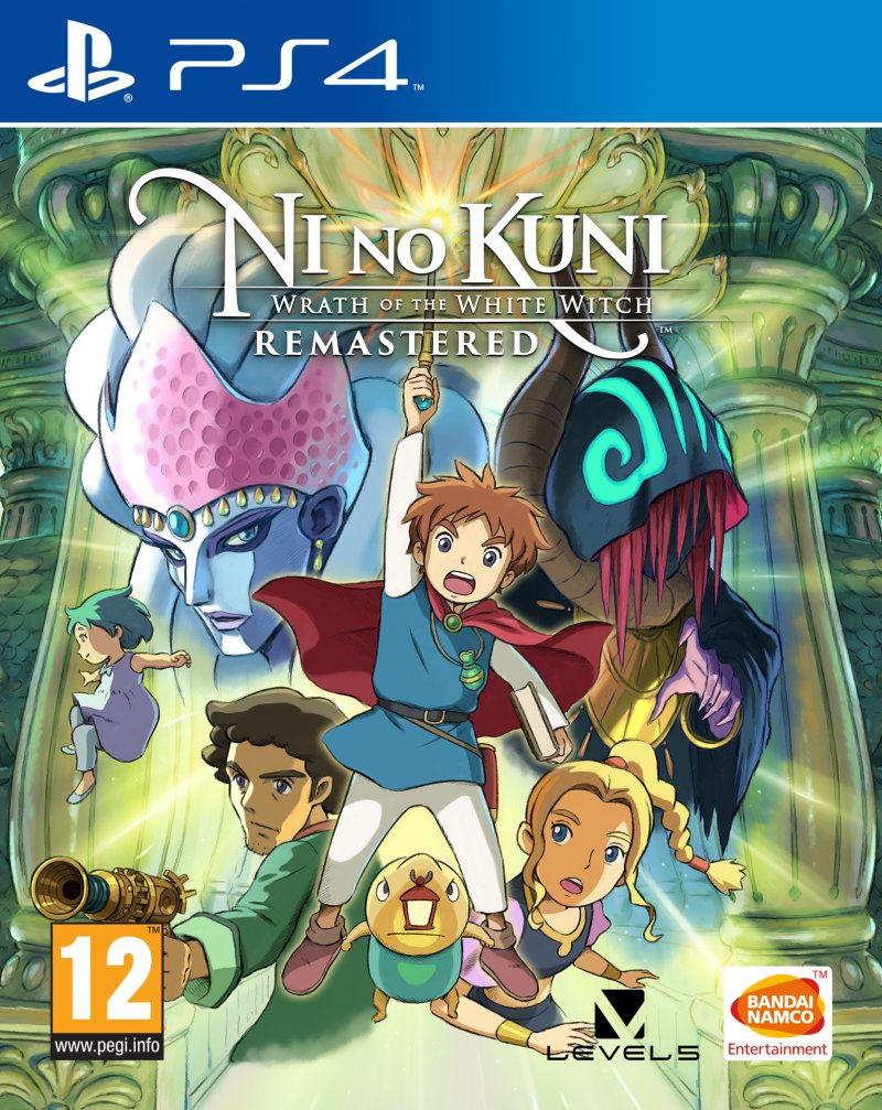 Image of   Ni No Kuni: Wrath Of The White Witch - Remastered - PS4