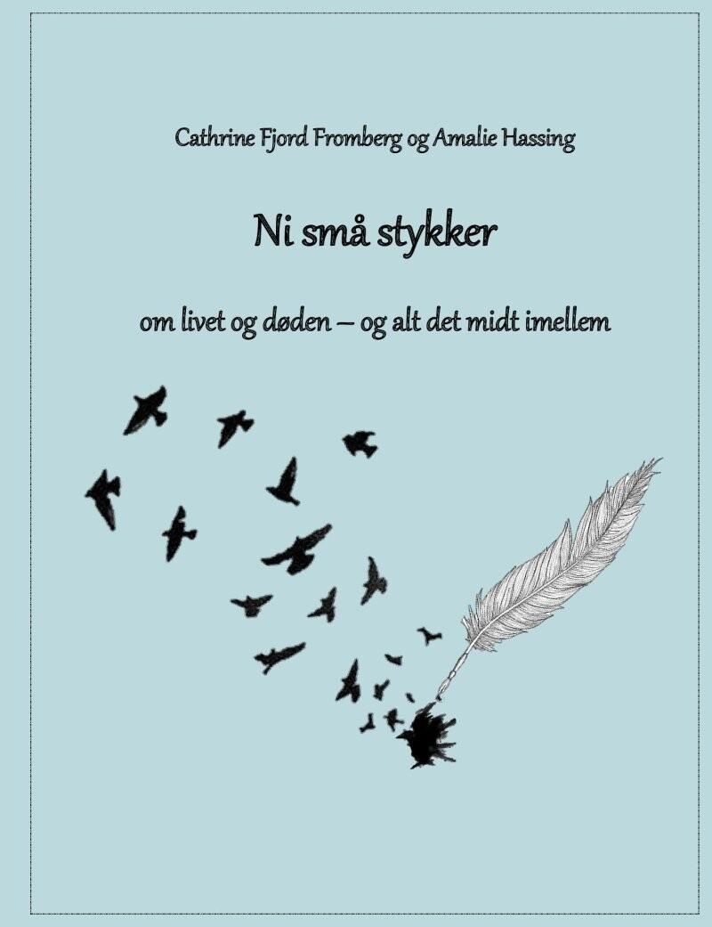 Image of   Ni Små Stykker - Amalie Hassing - Bog