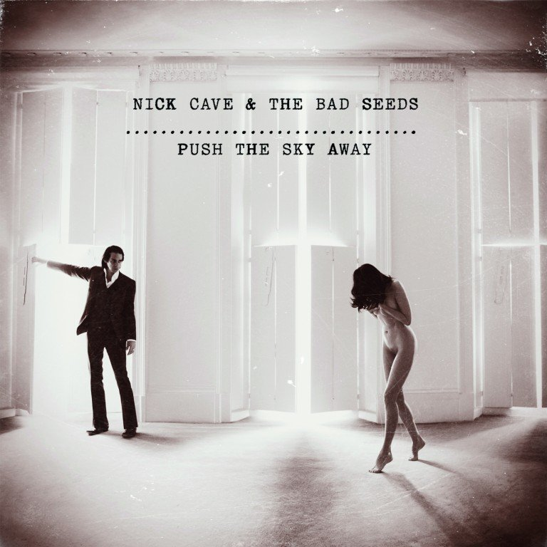 Image of   Nick Cave - Push The Sky Away - Deluxe Edition (cd+dvd) - CD
