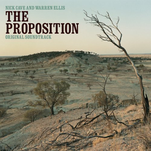 Image of   Nick Cave - The Proposition (soundtrack) - CD