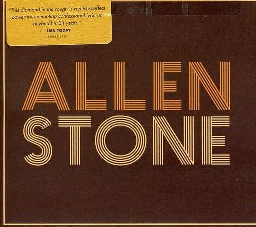 Image of   Allen Stone - Allen Stone - CD